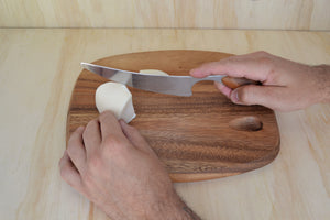 Load image into Gallery viewer, Dansk Vivianna Cheese Board with Knife | OK