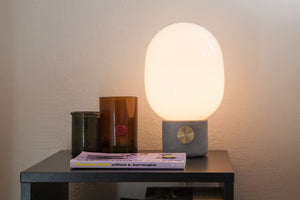 Load image into Gallery viewer, JWD Concrete Lamp | OK