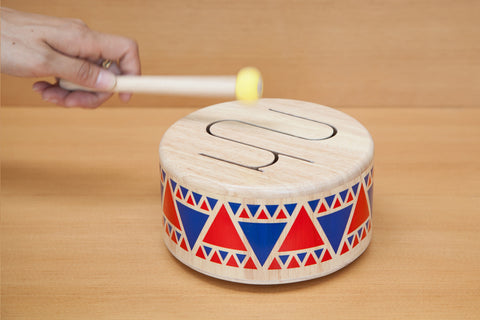 Wood Drum | OK