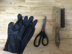 No specialty tools required