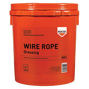 20026 Wire Rope Dressing RD105 18kg