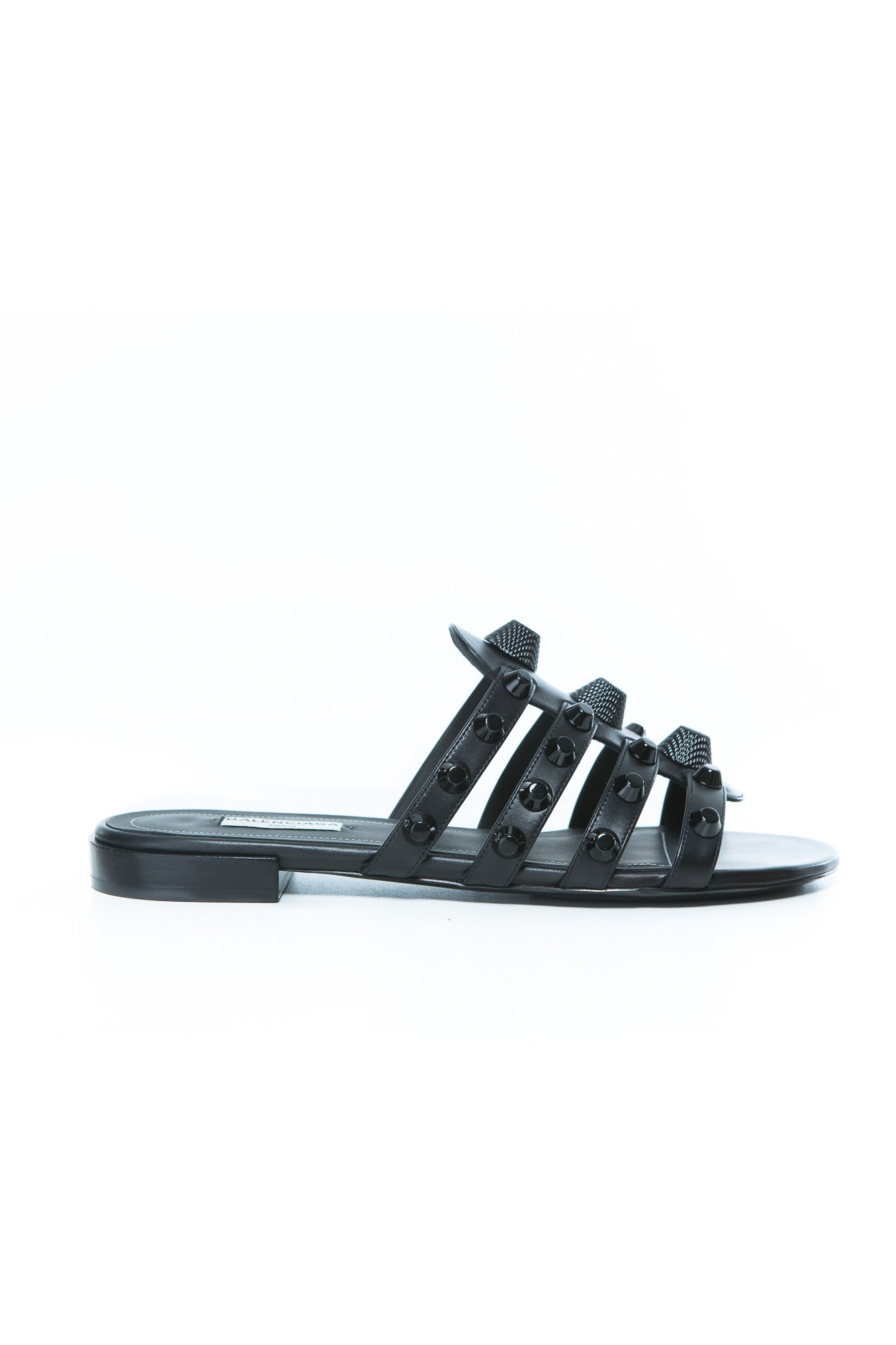 ARENA SLIDES BLACK