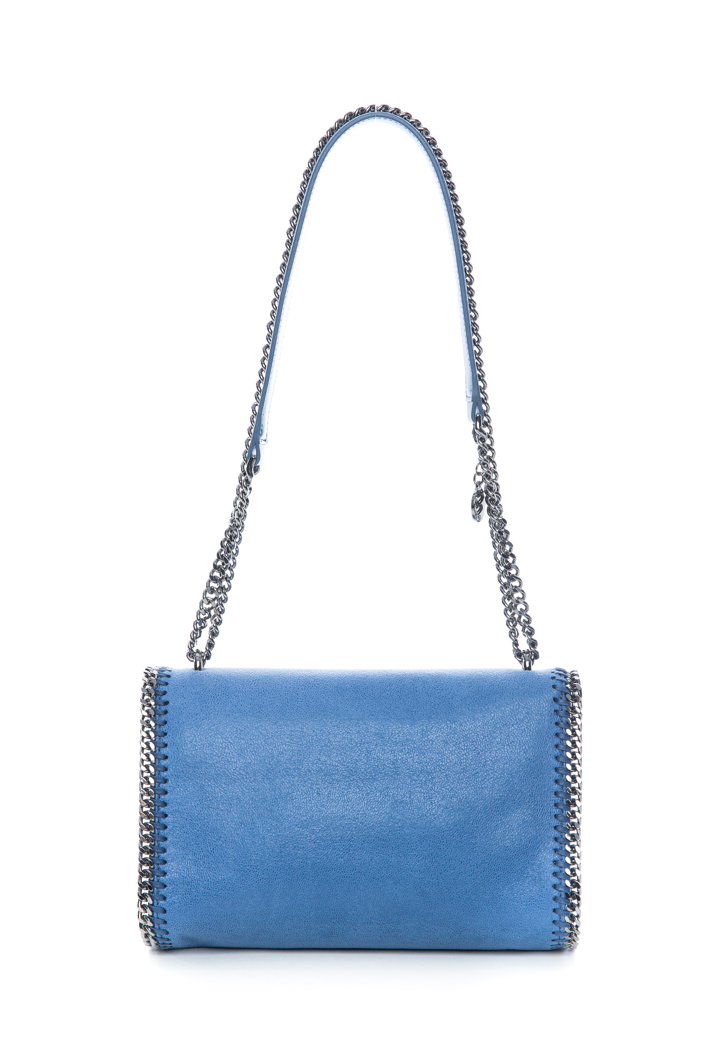 FALABELLA SHOULDER BAG DENIM BLUE