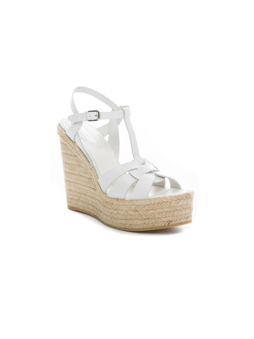 ESPADRILLE WEDGE TAN