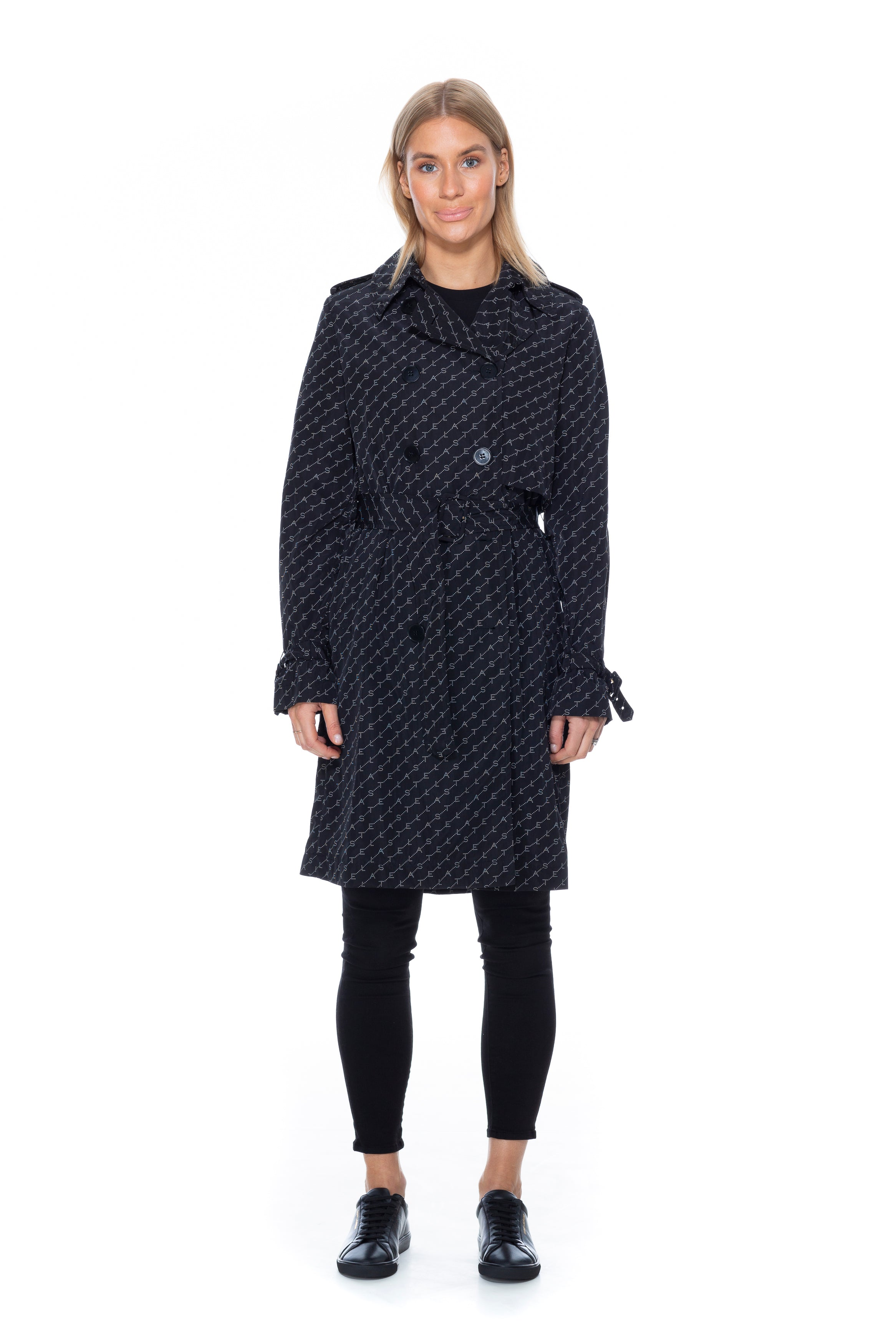 MICHAELA TRENCH COAT