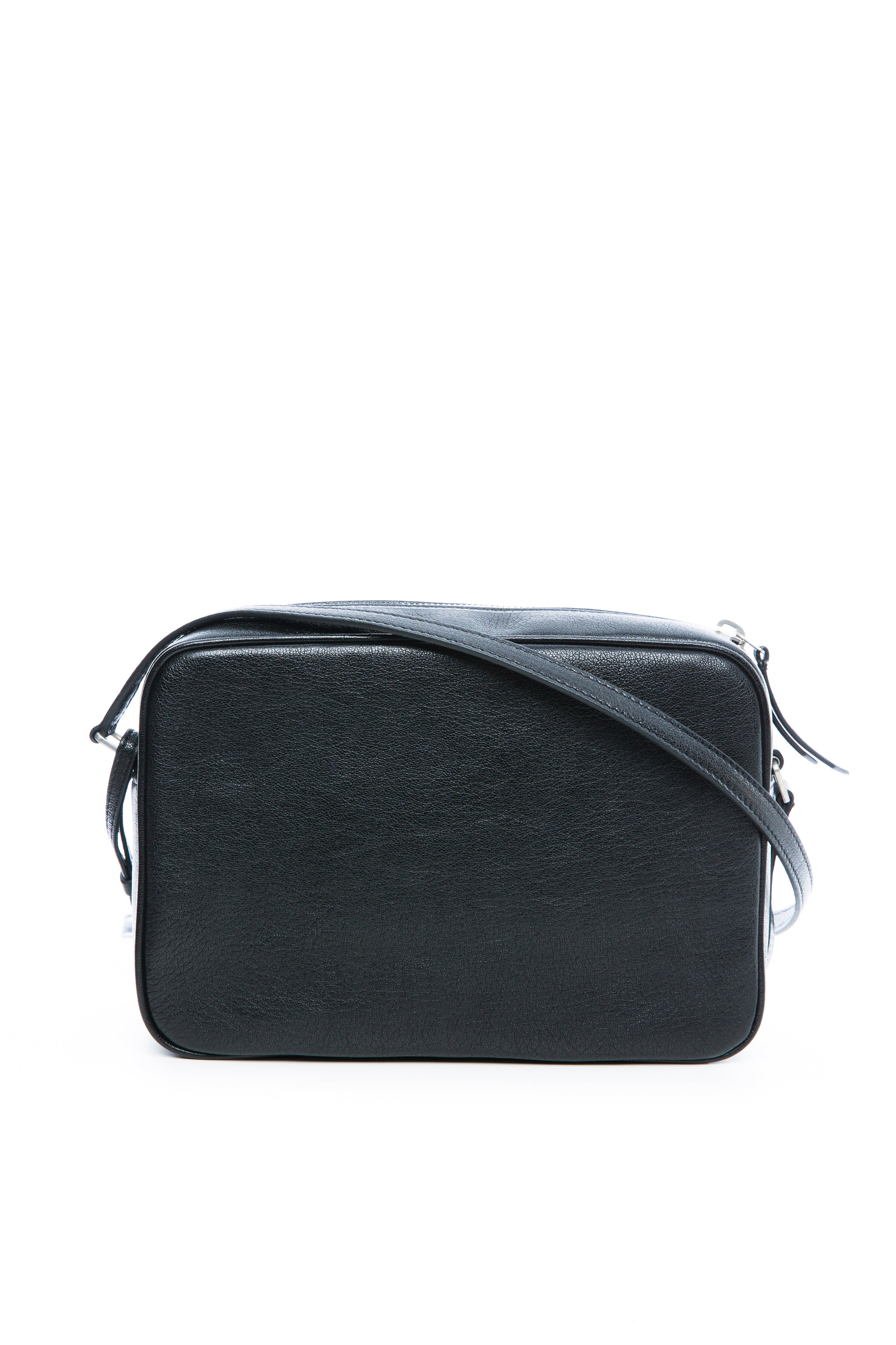 6b86e7b5cd25 SAINT LAURENT LOU CAMERA BAG BLACK – THE STYLE SET