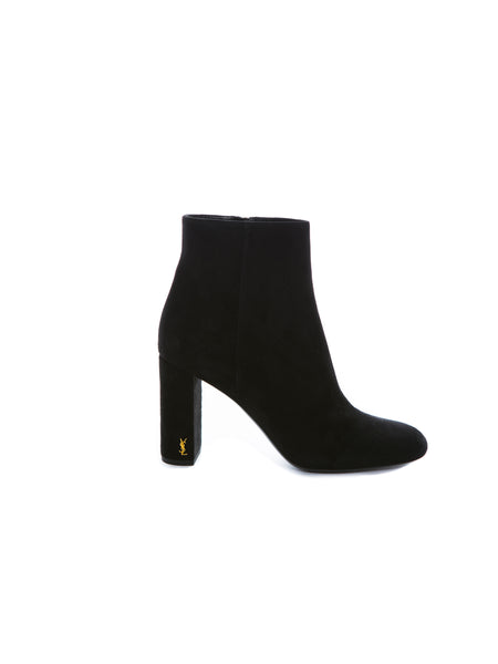 LOULOU 95 ZIPPED BOOT