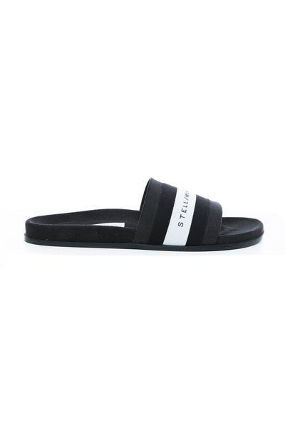 LOGO SLIDES BLACK