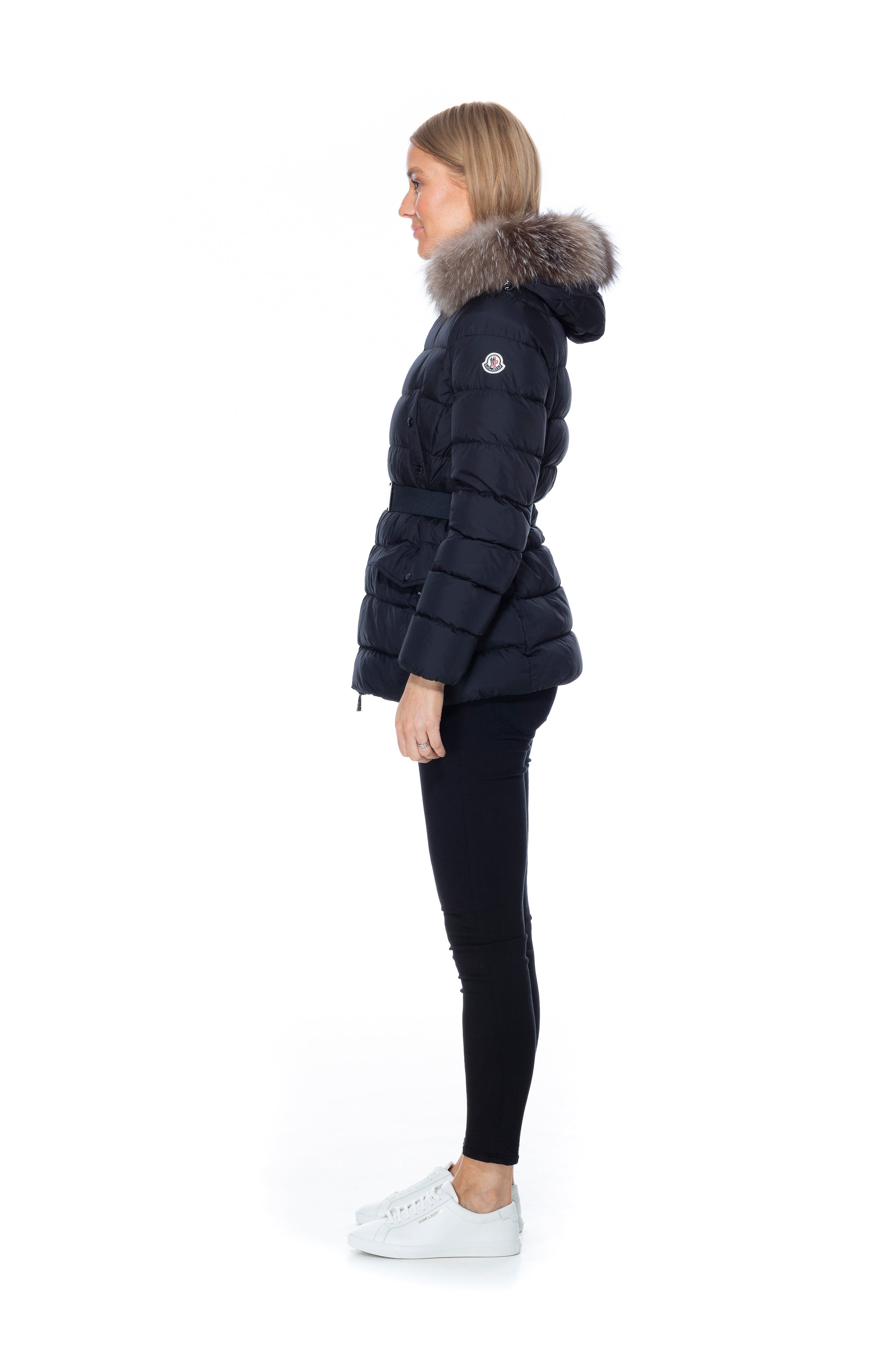 CLION JACKET BLACK