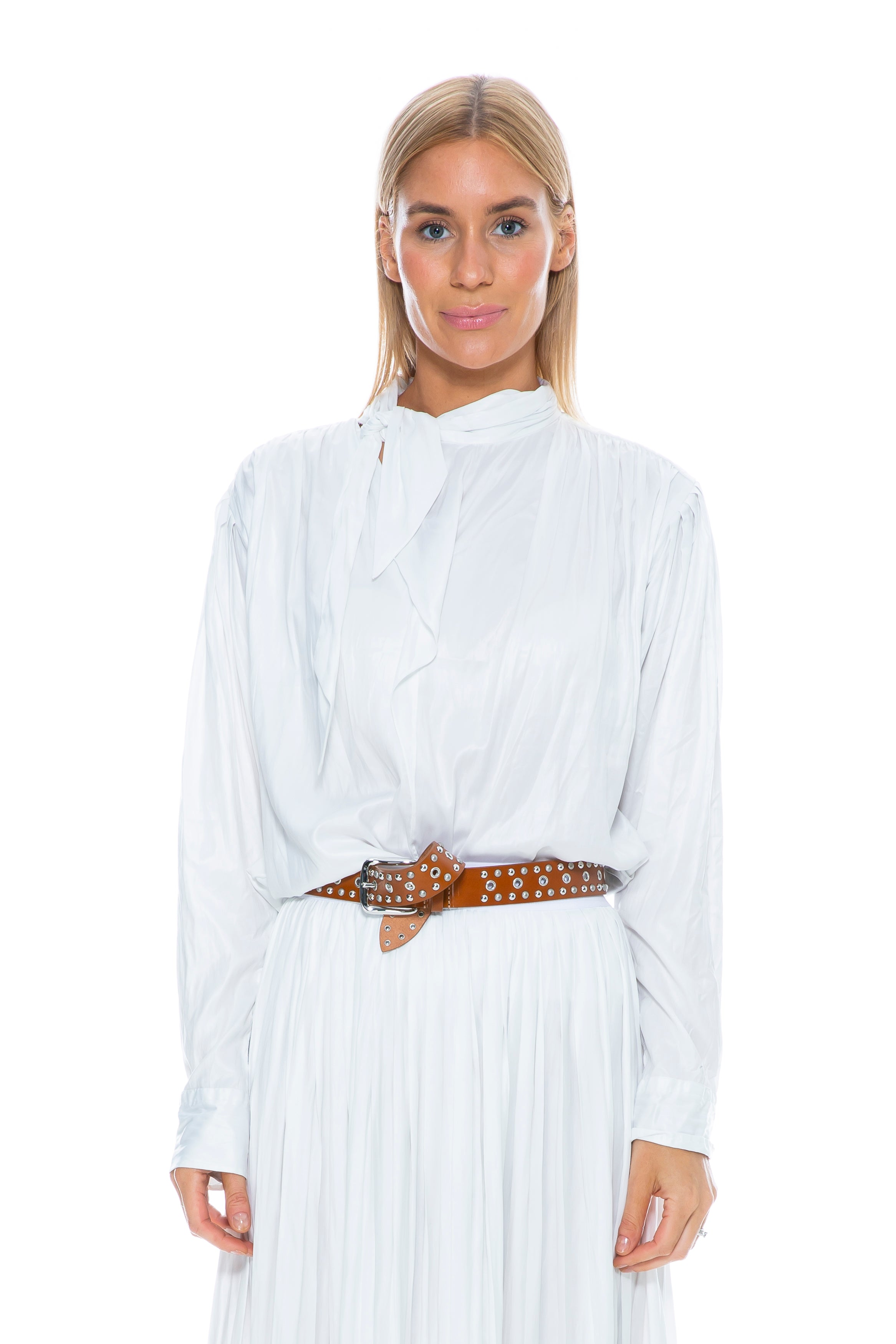 DEMMO TOP WHITE