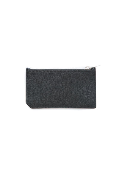 CLASSIC SAINT LAURENT FRAGMENTS ZIP CARDHOLDER