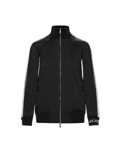 ZIP JACKET BLACK