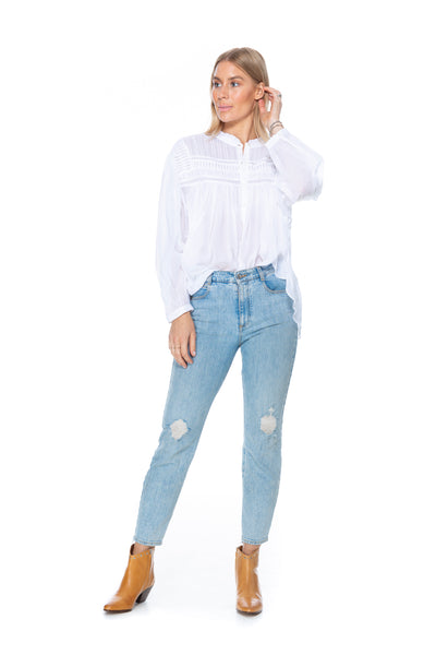 LALIA TOP WHITE