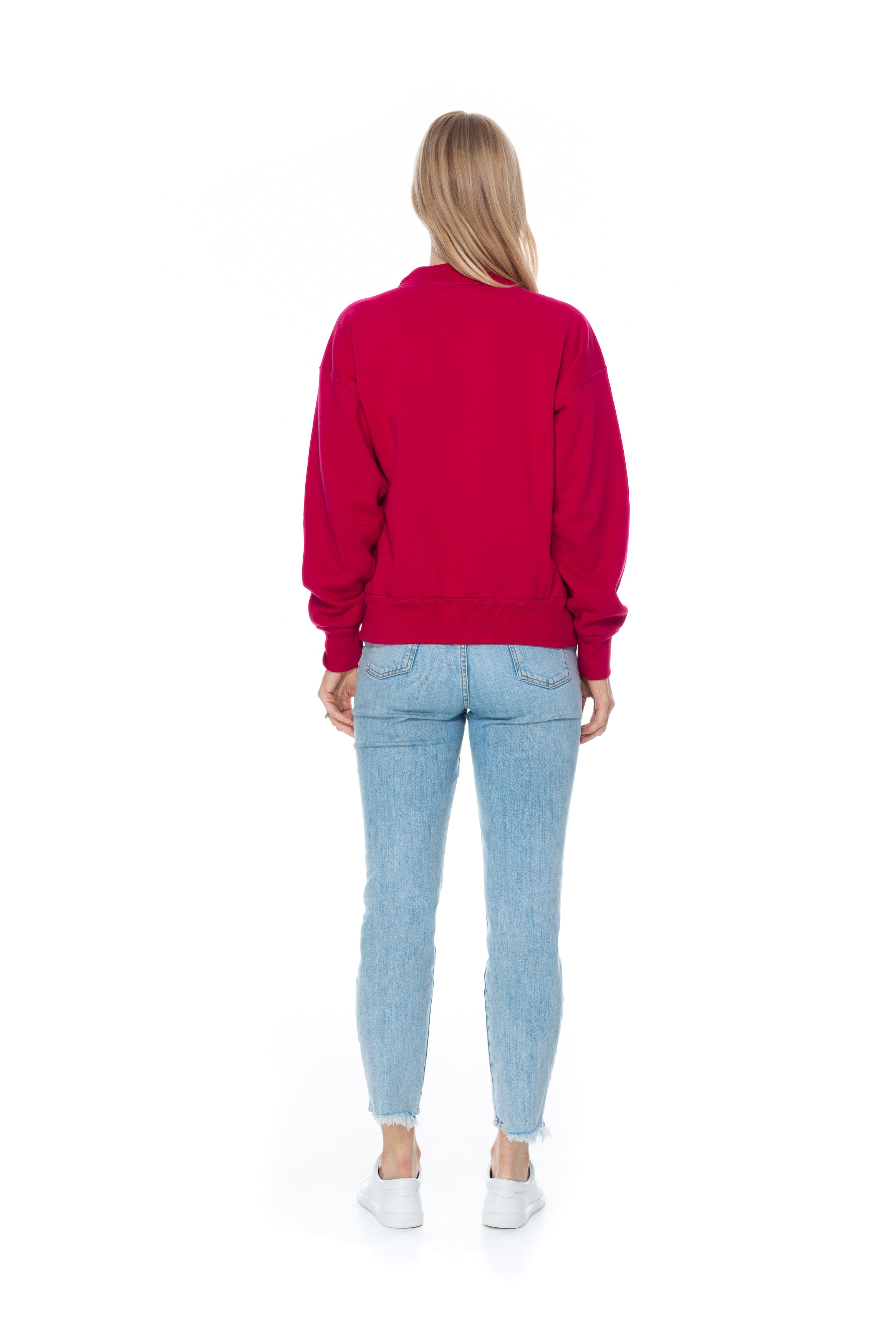 MOBY SWEAT FUCHSIA