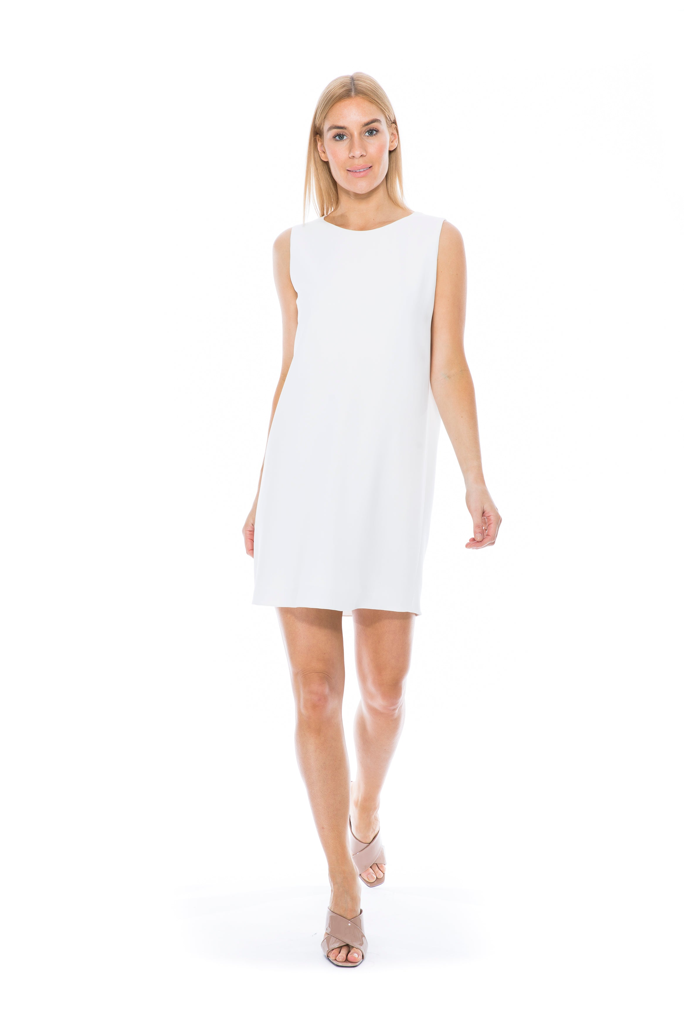 HANI DRESS WHITE