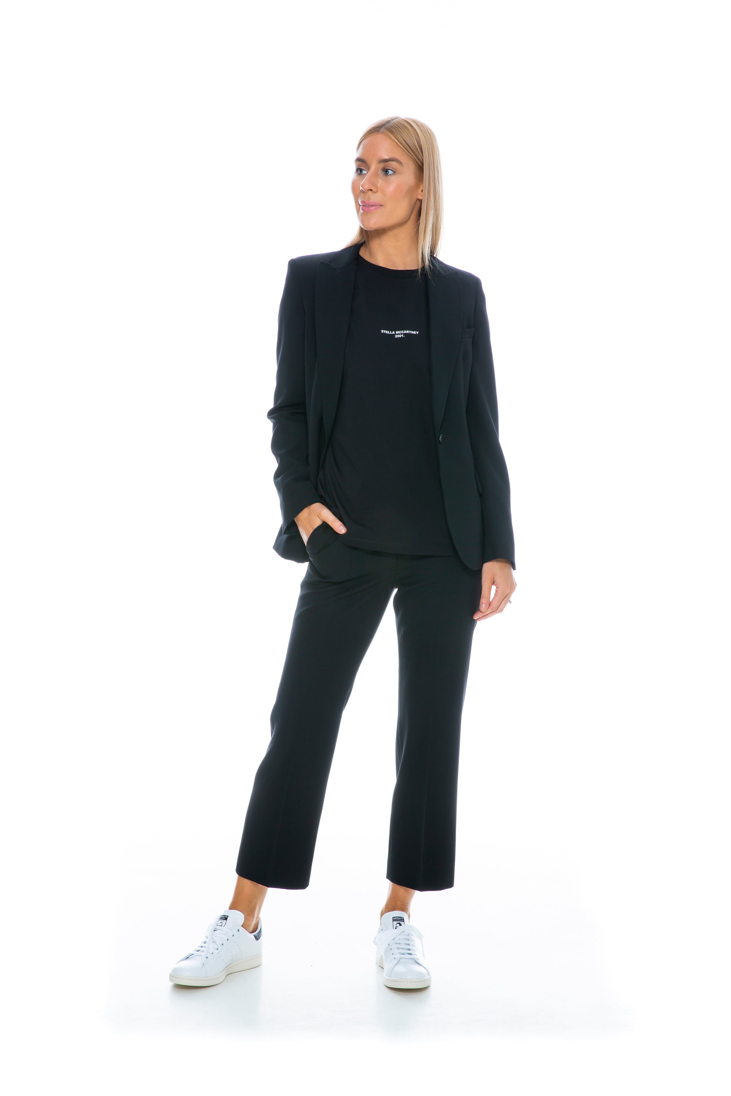 CHARLIE TROUSER BLACK
