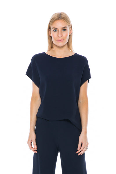 IDIE TOP DARK NAVY