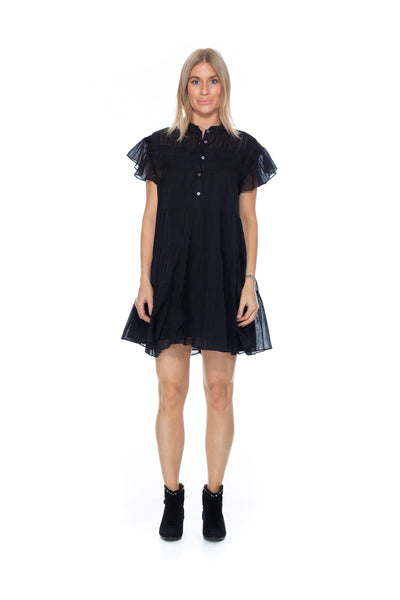 LANIKAYE DRESS BLACK