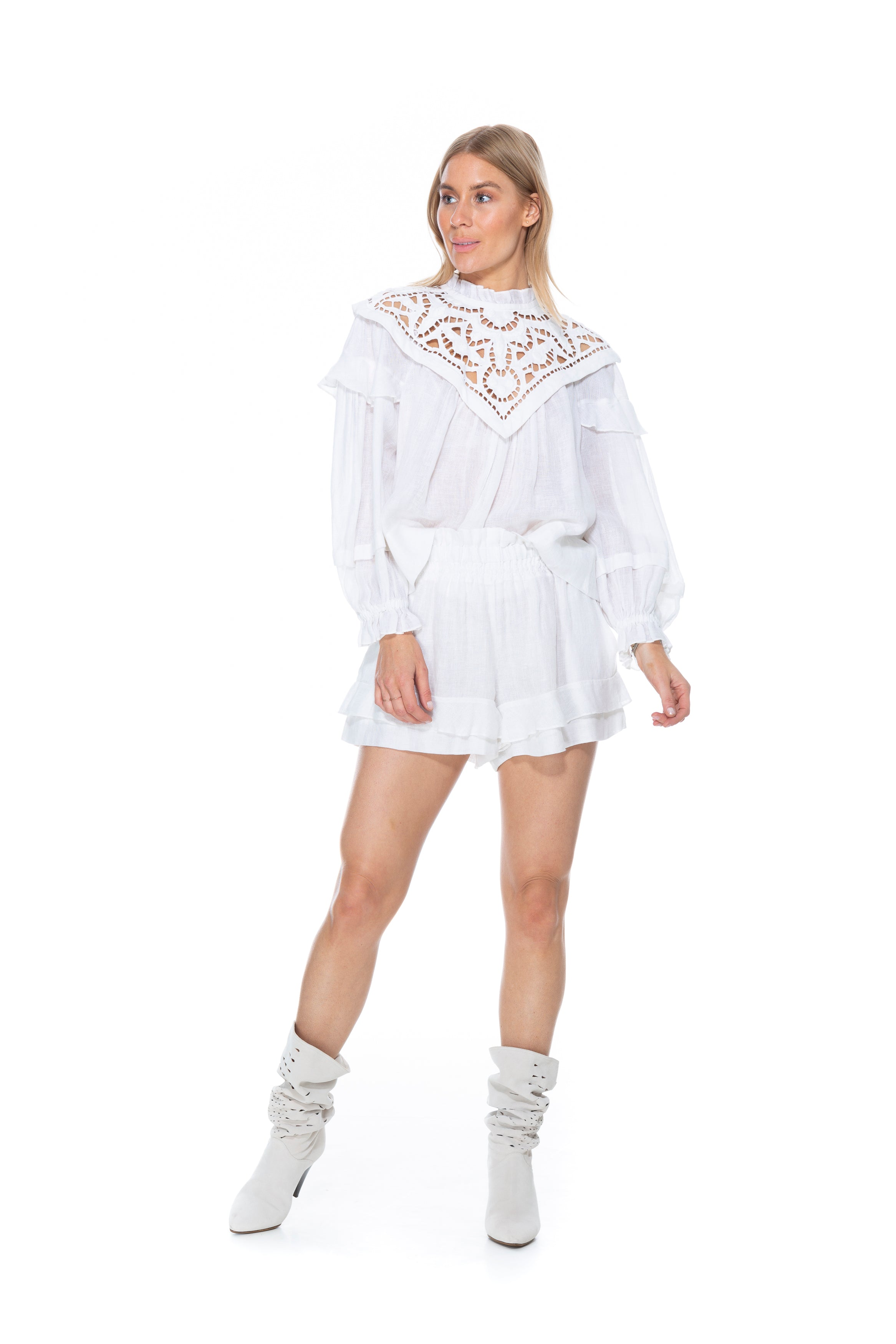 GEOFFREY TOP WHITE