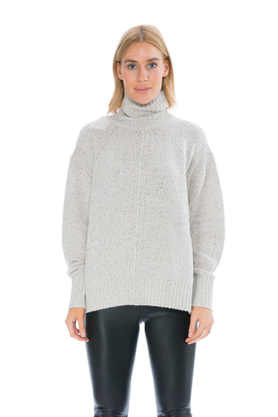 HARRIETT PULLOVER ECRU