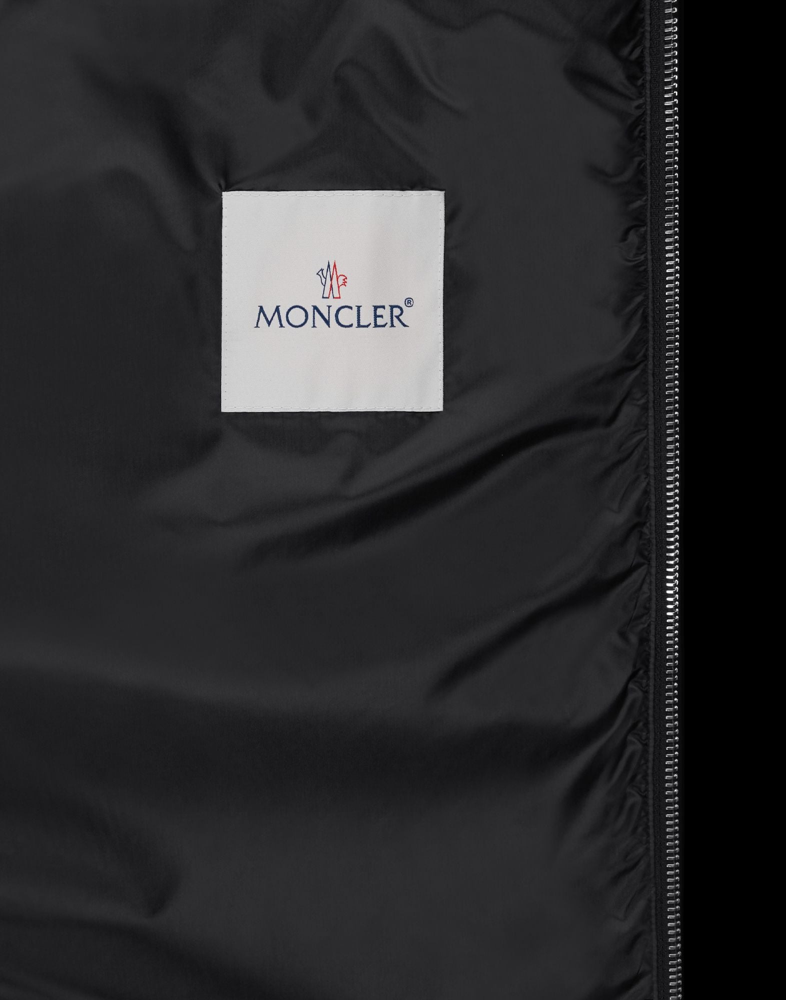 AGATELON COAT BLACK