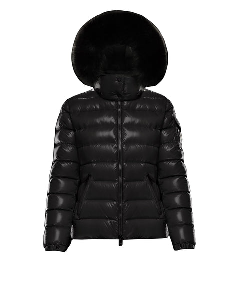 BADYFUR JACKET BLACK