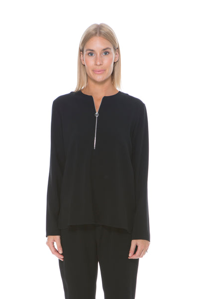 ARLESA TOP BLACK