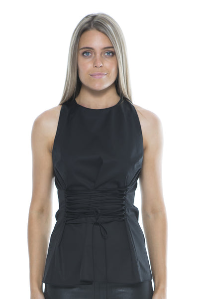 TALLO TOP BLACK