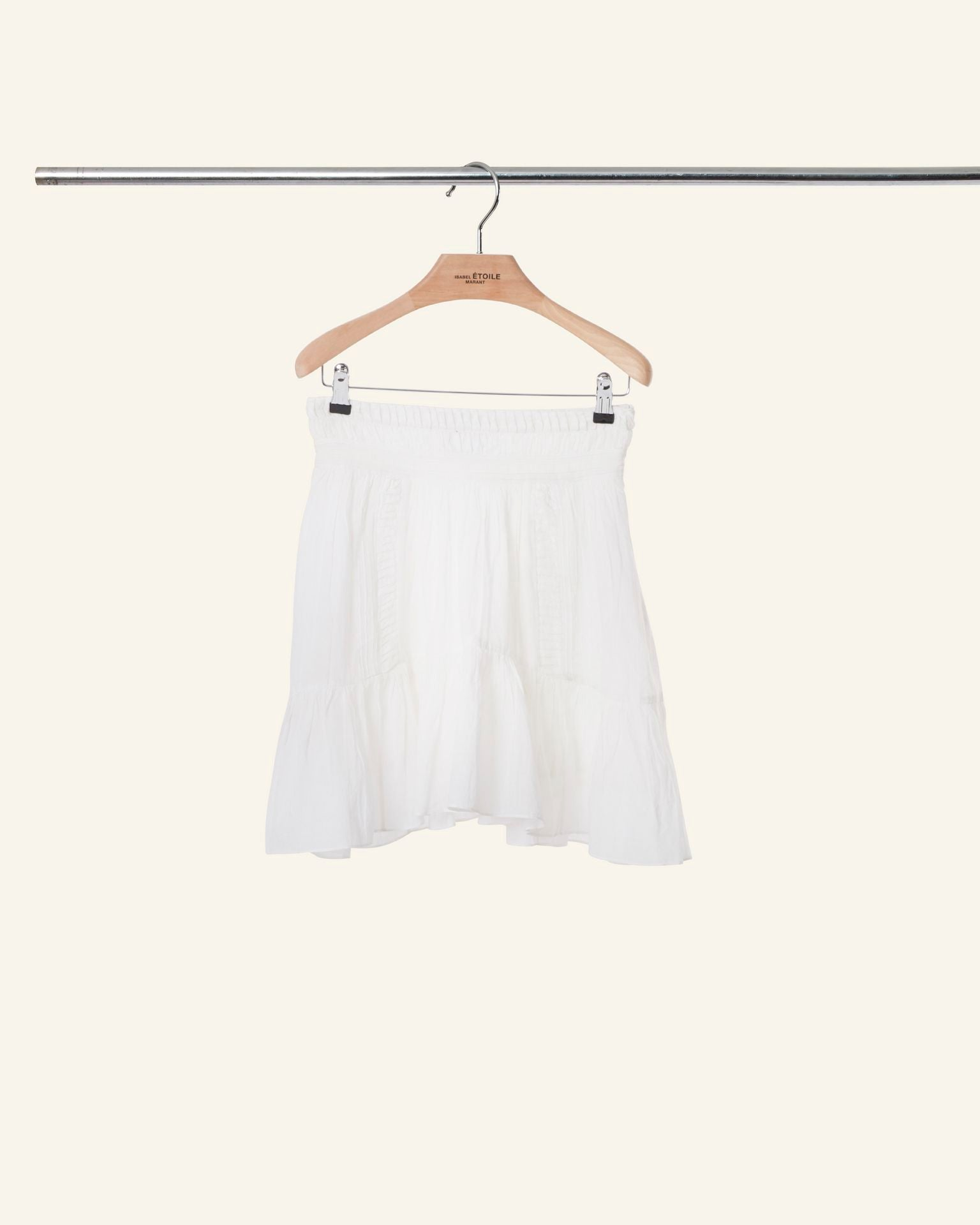 LARAYA SKIRT WHITE