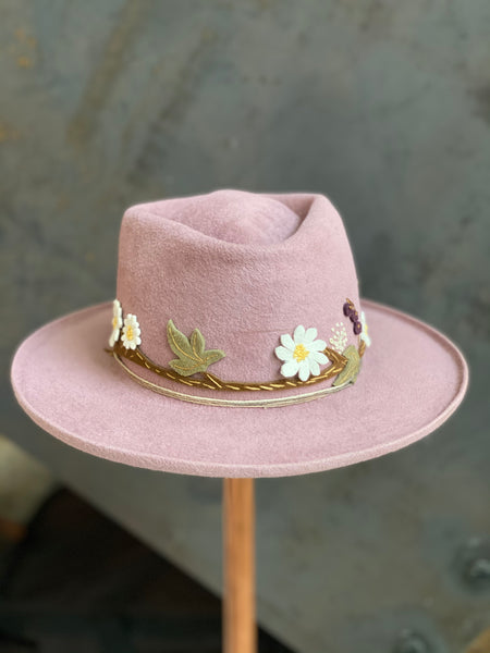 Flower Crown Hat ***SALE***