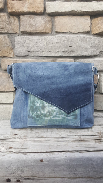 Denim Football Messenger