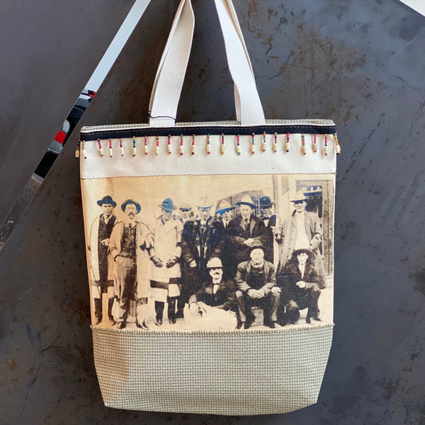 Canvas Meeting Tote *
