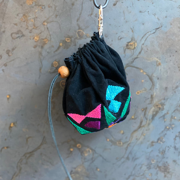 Embroidered Medicine Bag 3