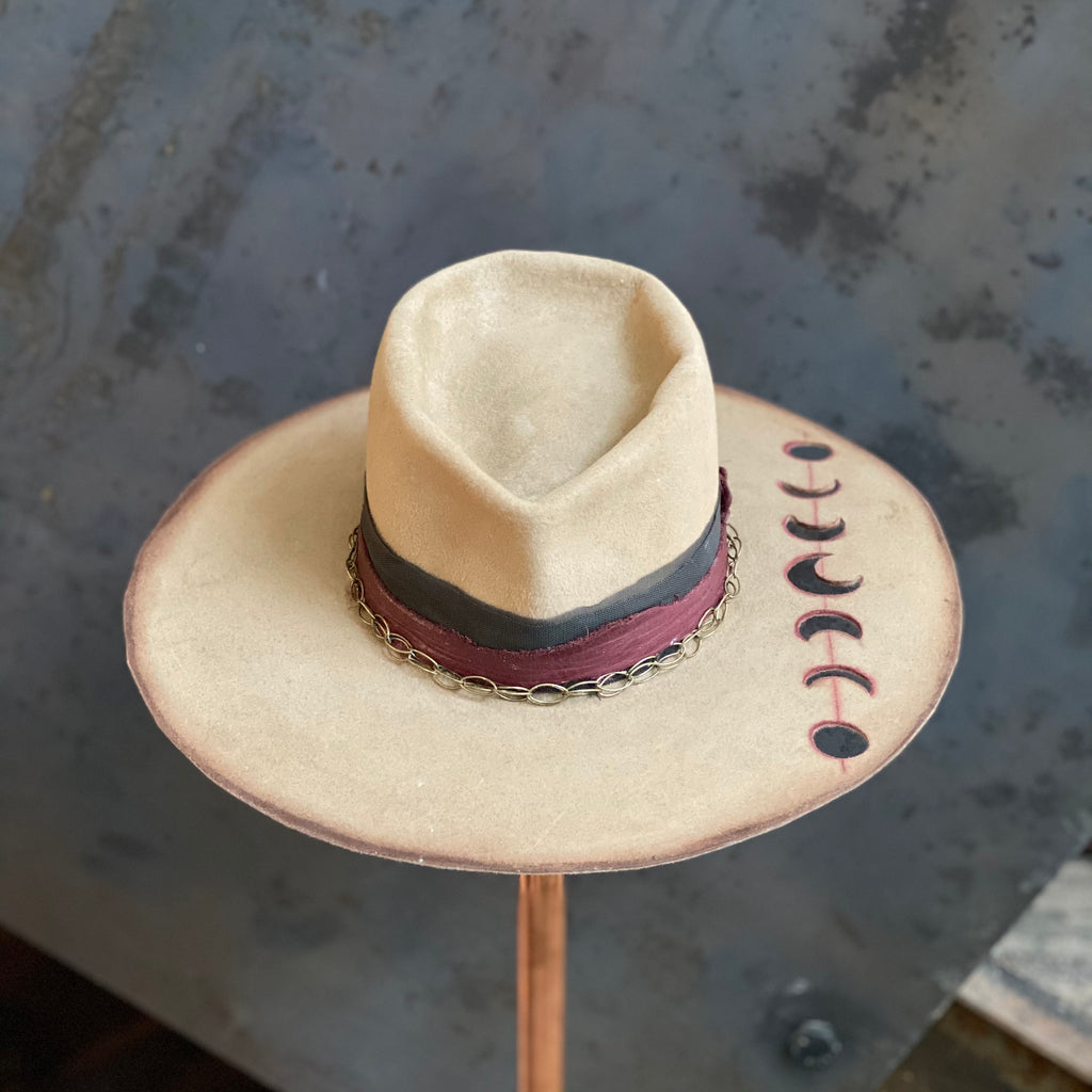 Moon Phase Hat
