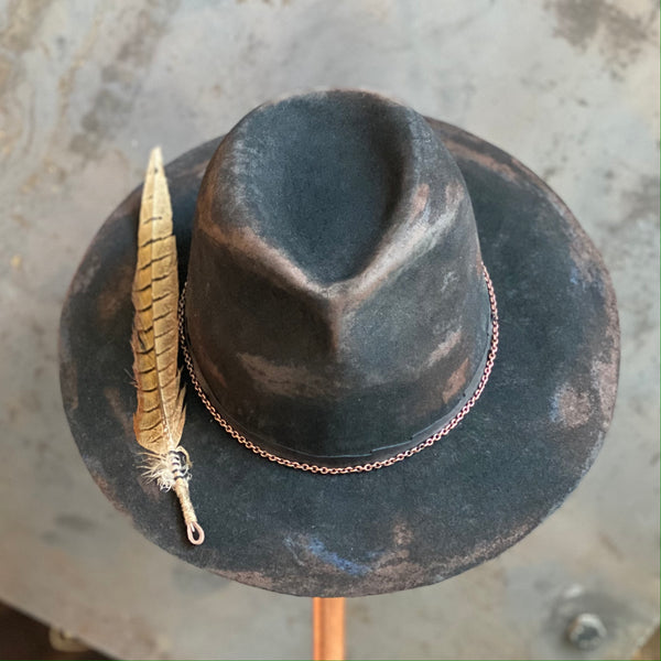 Copper on Black Hat
