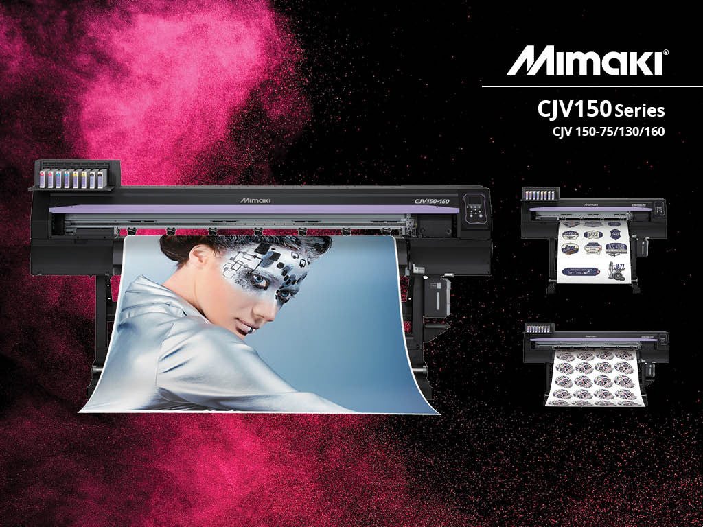 Mimaki CJV 150 PRINTER