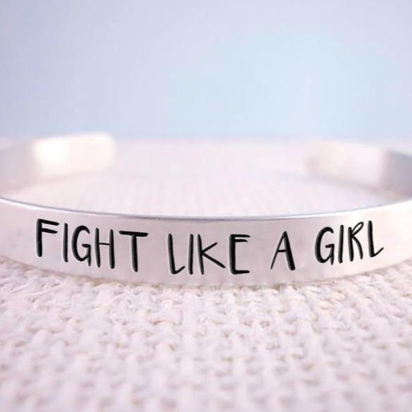 Fight Like A Girl Fem Things