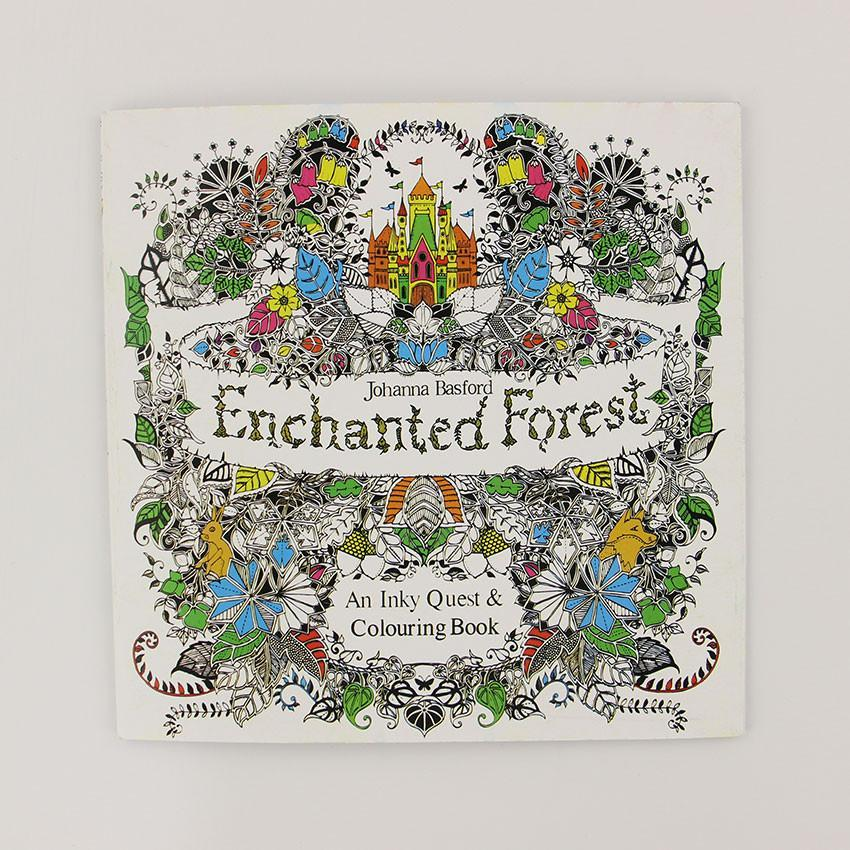 Enchanted Forest - Fem Things