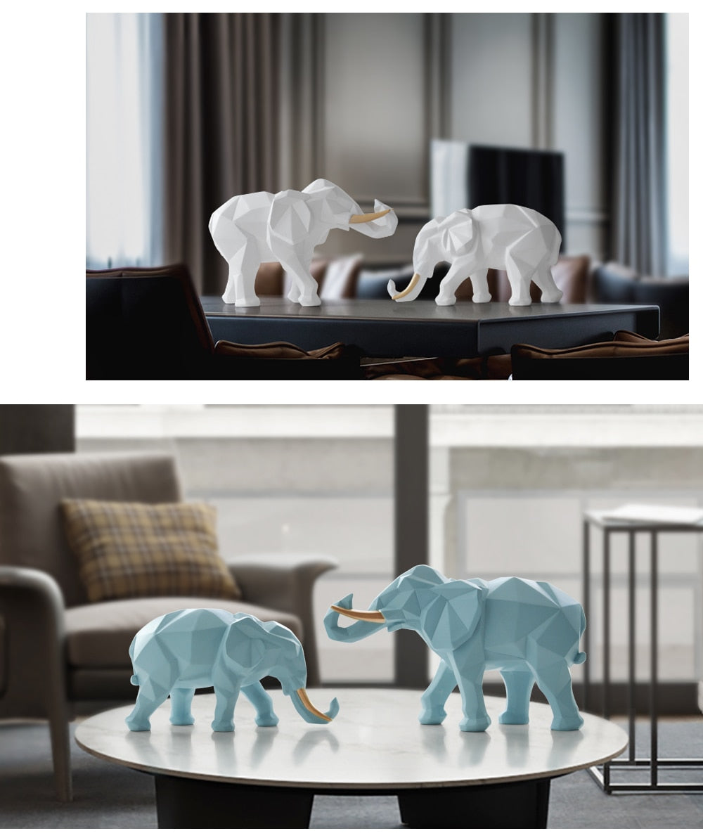 Elephant Ornament - Fem Things