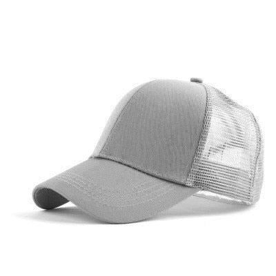 Ponytail Ball Cap - Fem Things