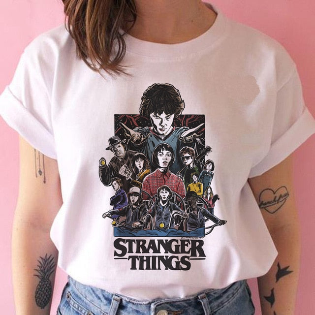 Stranger Things - Fem Things