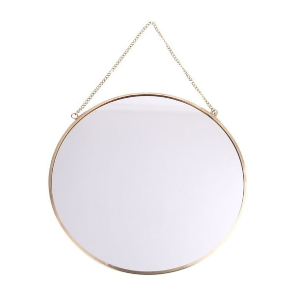 Nordic Round Wall Mirror