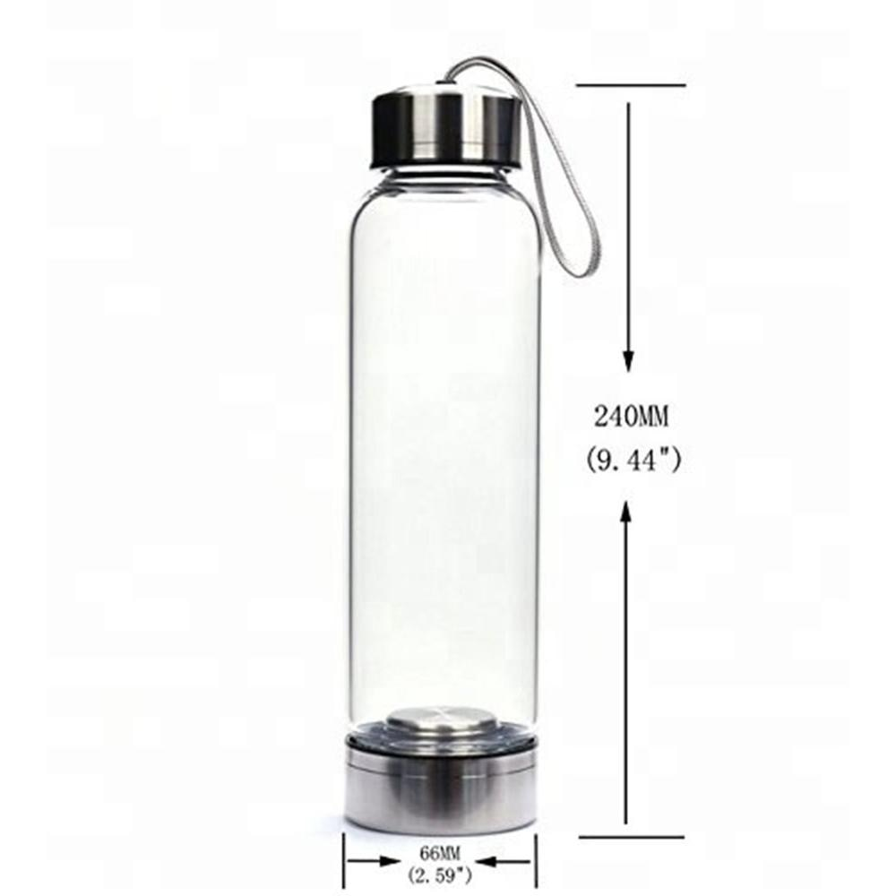 Crystal Water Bottle (6 Variants)