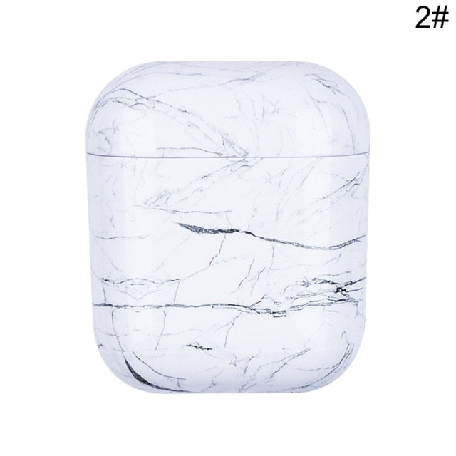 Marble AirPods Case