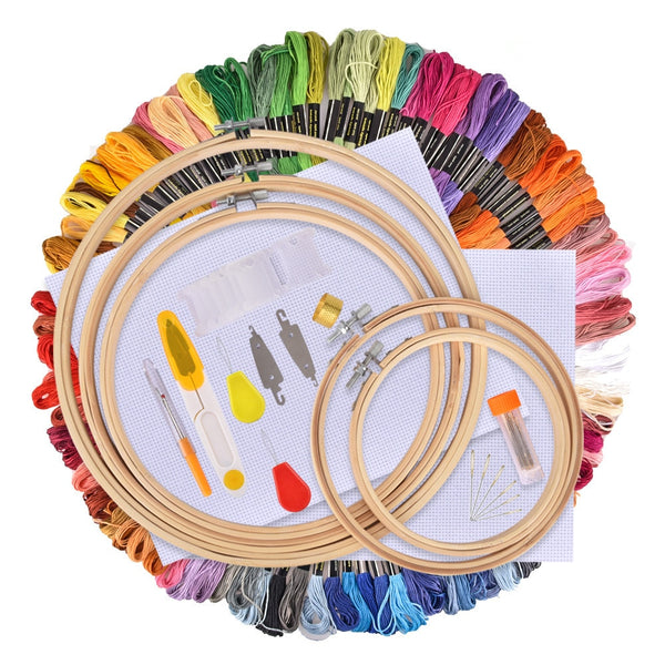 Embroidery Set (100 Colors)