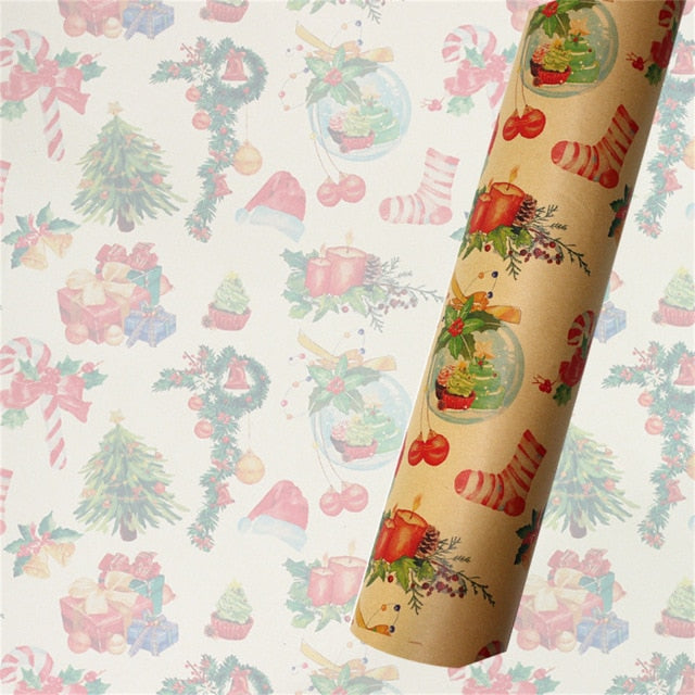Krizzy Wrapping Paper