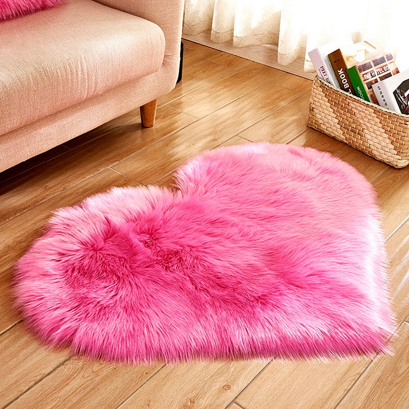Heart Carpet (12 Colors)