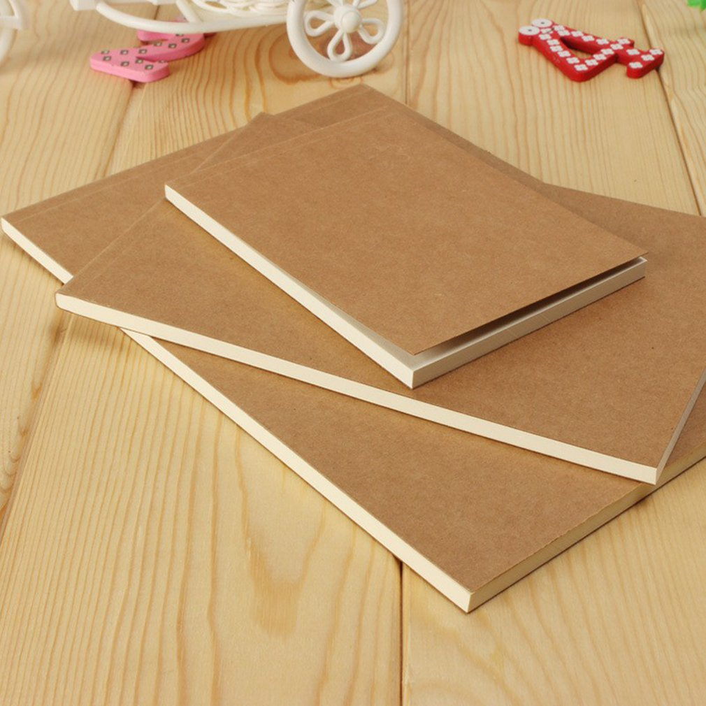 Kraft Paper Sketch Book