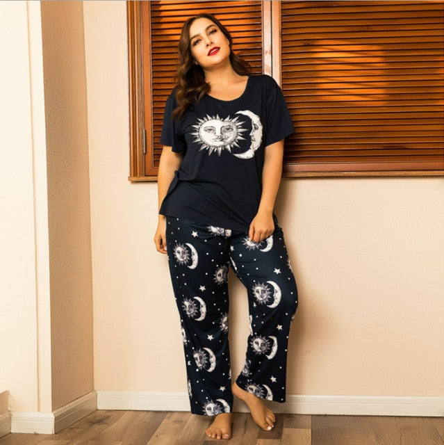 Cartoon Pajama Set (9 Variants)