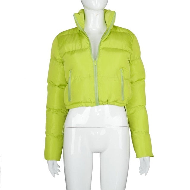Puffer Jacket (6 Colors)